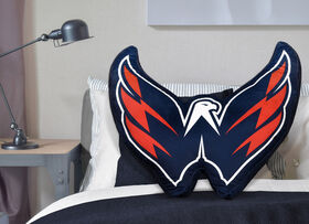 NHL Logo Pillow - Washington Capitals