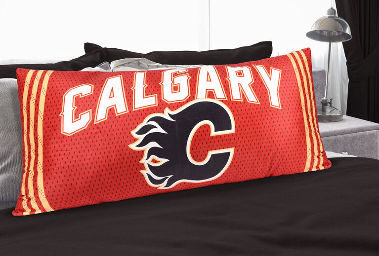 NHL Body Pillow - Calgary Flames