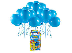 Bunch O Balloons 24 x 11 Inch Self-Sealing Latex Party Balloons - Blue