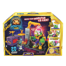 Treasure X Monster Gold Playset