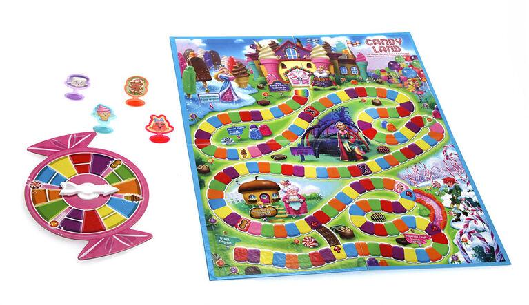 Hasbro Gaming - Candy Land - styles may vary
