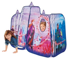 Frozen II Feature Tent