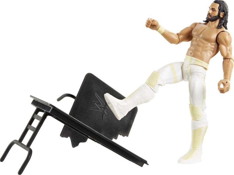WWE - Wrekkin' - Figurines articulées Seth Rollins