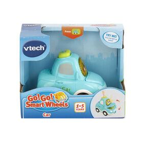 VTech Go! Go! Smart Wheels Car - English Edition