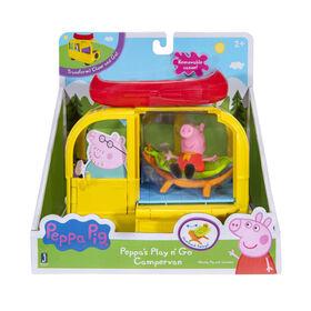 Peppa Play N Go Campervan