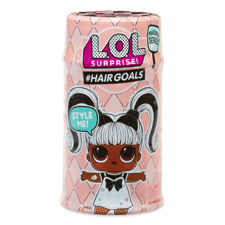 L.O.L. Surprise! Makeover Series #Hairgoals