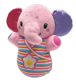 VTech® Glowing Lullabies Elephant™ - Pink - French Edition