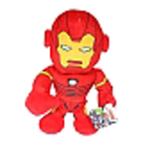 "Disney Marvel Avengers 11"" Plush  - IRON MAN (RED)"