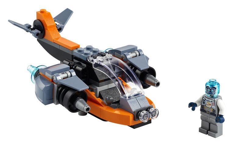 LEGO Creator Cyber Drone 31111