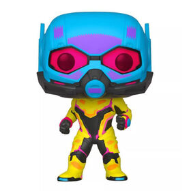 Funko POP! Marvel: Blacklight - Ant-Man - R Exclusive