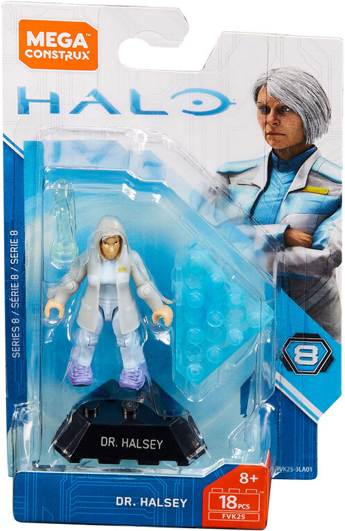 Mega Construx - Halo - Dr Halsey