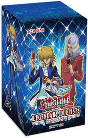 Yu-Gi-Oh! Duellistes Légendaires Saison 1