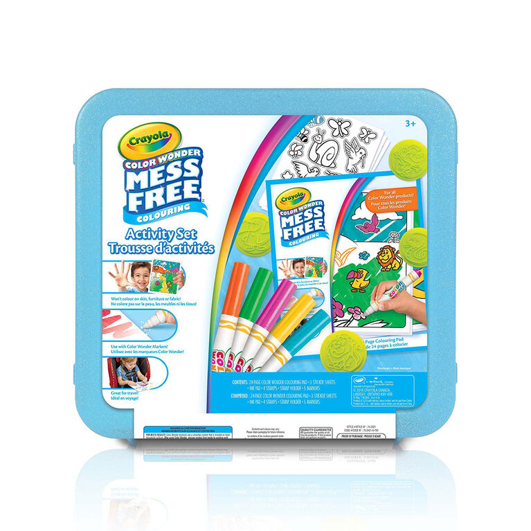 Colour Wonder Activity Set
