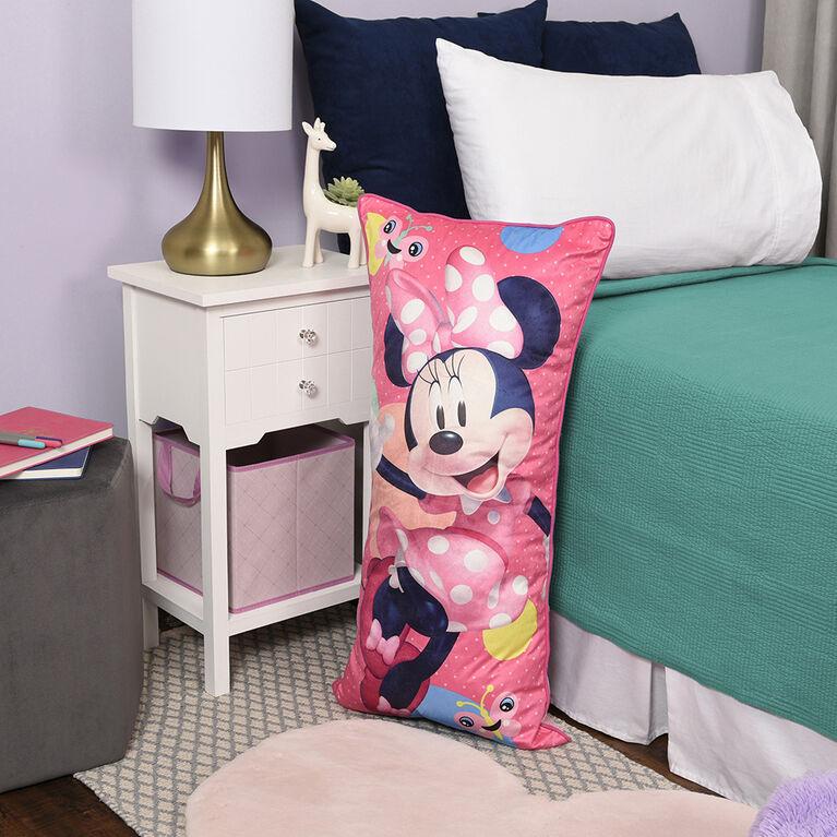 Disney Minnie Mouse Huggable Body Pillow