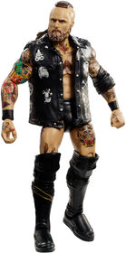 WWE NXT TakeOver Aleister Black Elite Collection Action Figure.