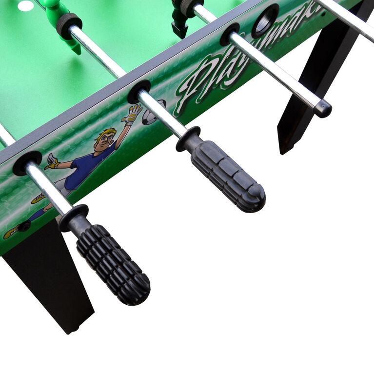 Playmaker 3-in-1 Foosball Multi-Game Table