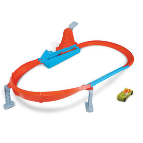 Hot Wheels Rapid Raceway Champion Playset