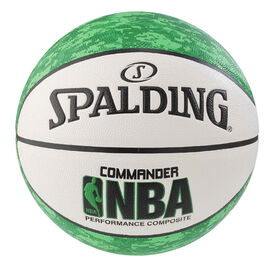 NBA Commander Basketball Camo Green - Notre exclusivité