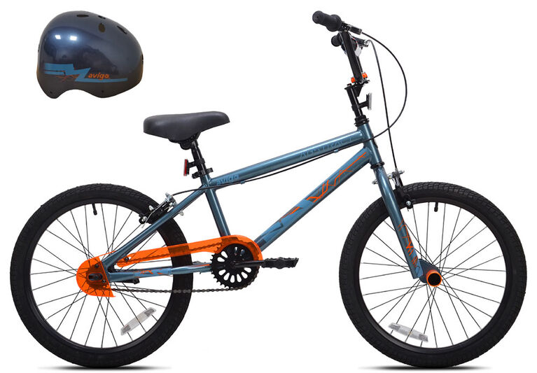 Avigo Abstract with Helmet - 20 inch Bike