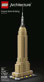 LEGO Architecture L'Empire State Building 21046