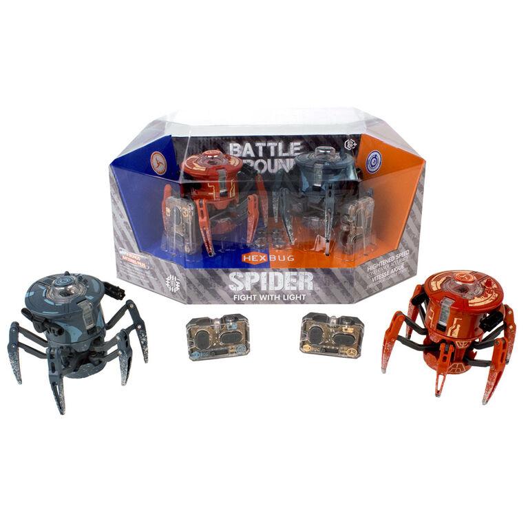 HEXBUG Battle Spider 2 Pack - Spider