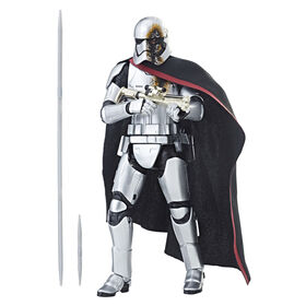 Star Wars The Black Series 6-inch Captain Phasma Toys R Us Exclusive Figure - R Exclusive