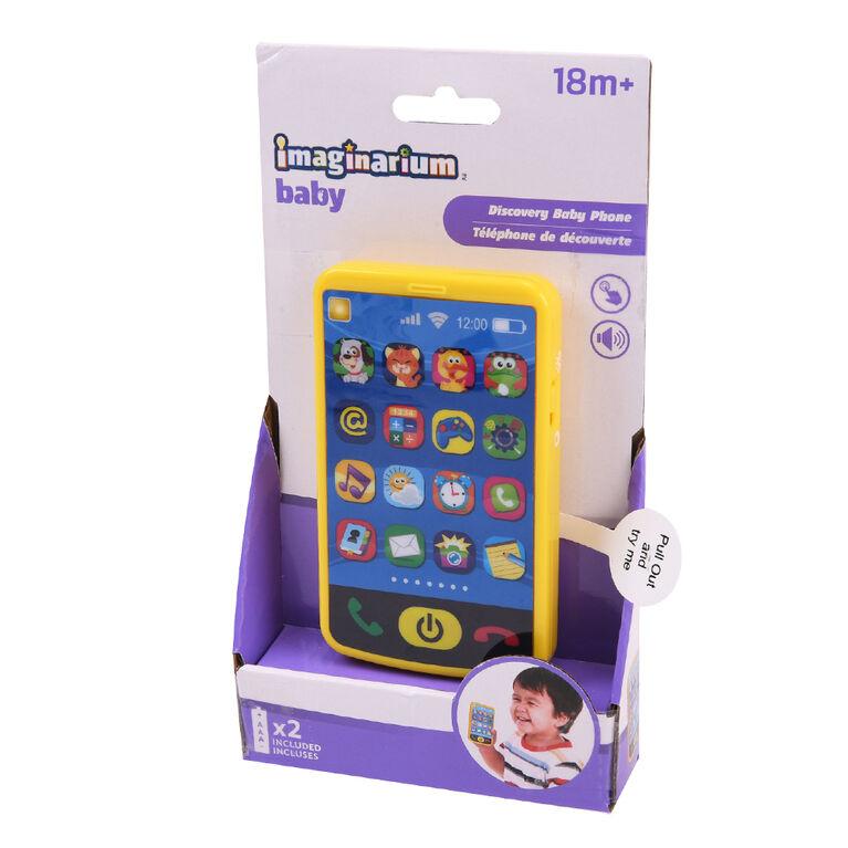 Imaginarium Baby - Discovery Baby Phone