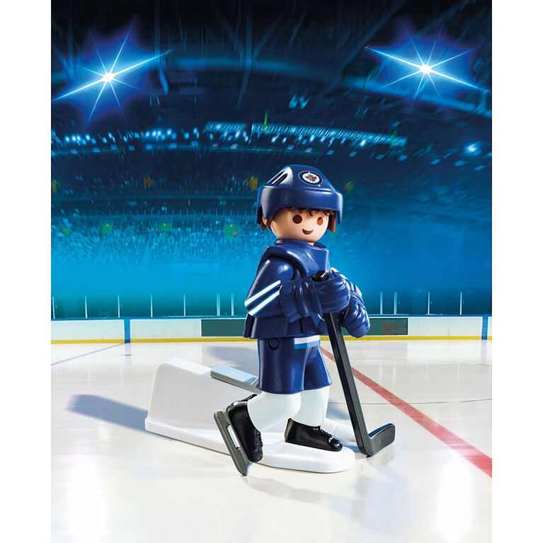 Playmobil - NHL Winnipeg Jets Player
