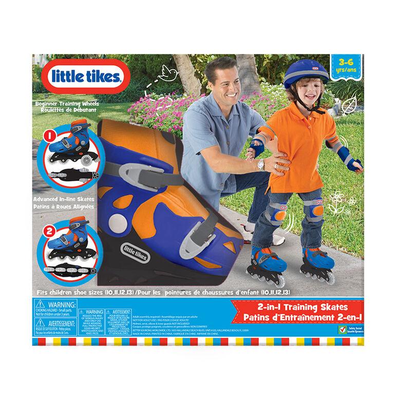 Little Tikes - 2-in-1 Training Skate