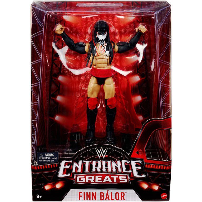 WWE Entrance Greats Finn Balor Action Figure