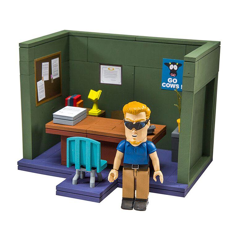 South Park - PC Principal & principal's office