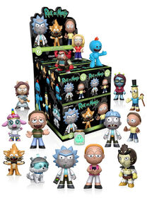 Funko Mystery Mini Rick and Morty Series 1 Mystery Action Figure