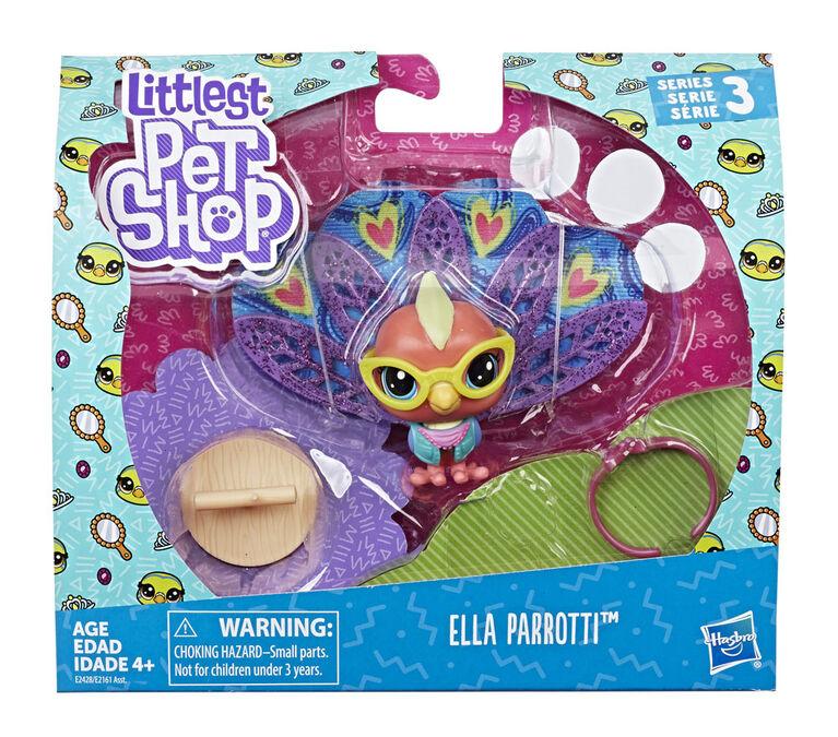 Littlest Pet Shop Ella Parrotti