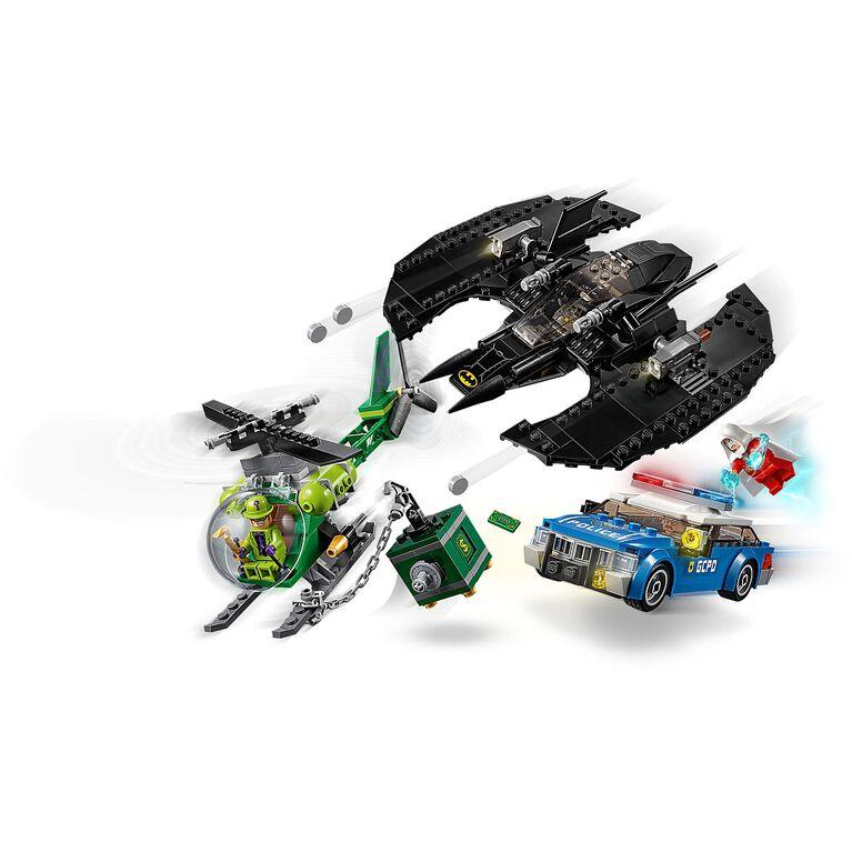 LEGO Super Heroes Le Batwing et le cambriolage de l'Homme- 76120