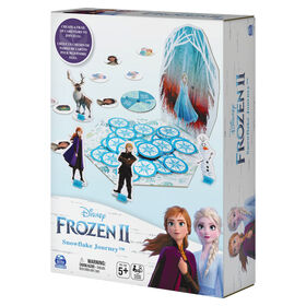 Frozen 2 Snowflake Journey Matching Game for Kids