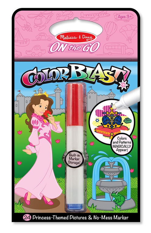 ColorBlast! - Princesse