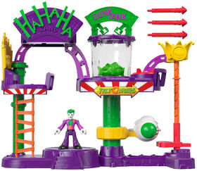 Imaginext - DC Super Friends - L'Usine du rire du Joker