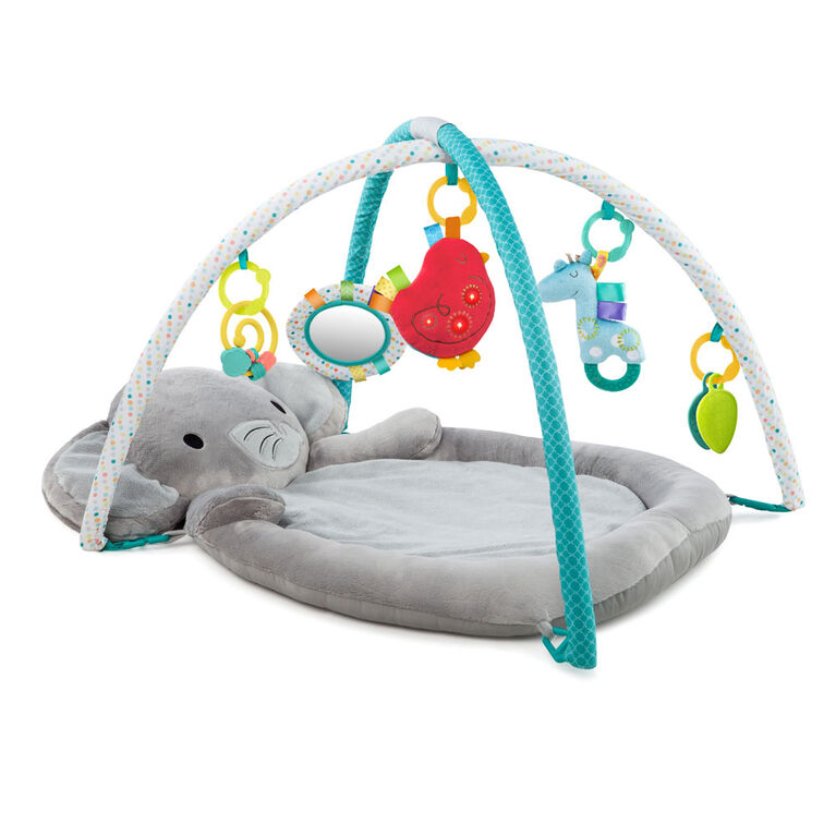 Portique d'activité Enchanted Elephants de Bright Starts