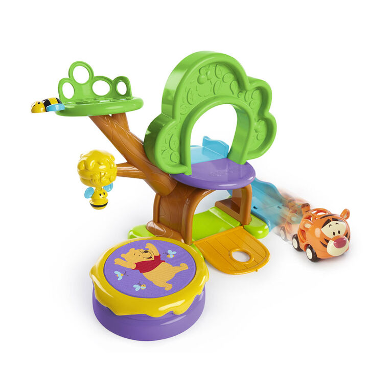 Disney Baby Winnie The Pooh Treehouse Playset - English Edition