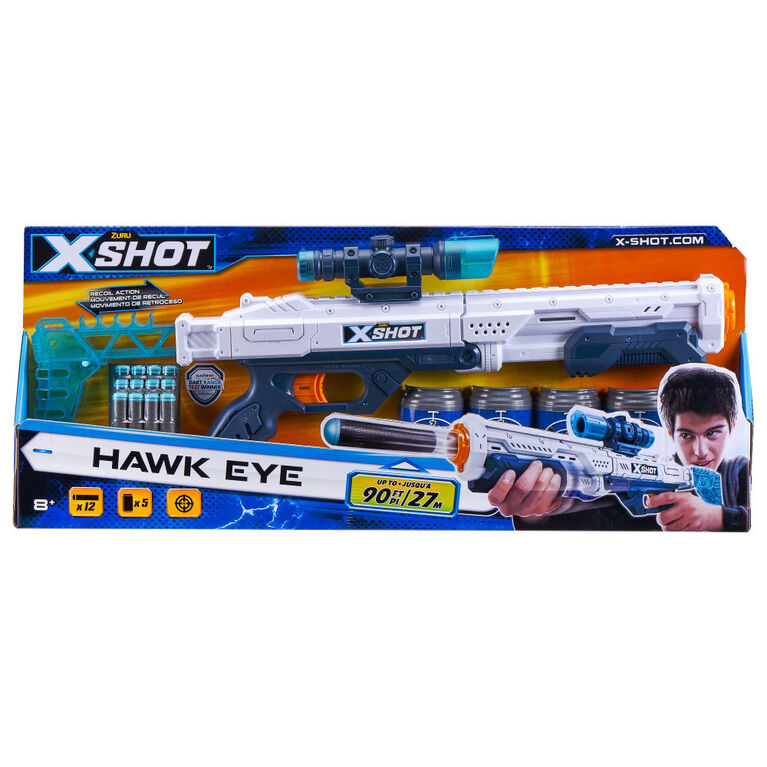 Zuru X-Shot Excel Hawk Eye