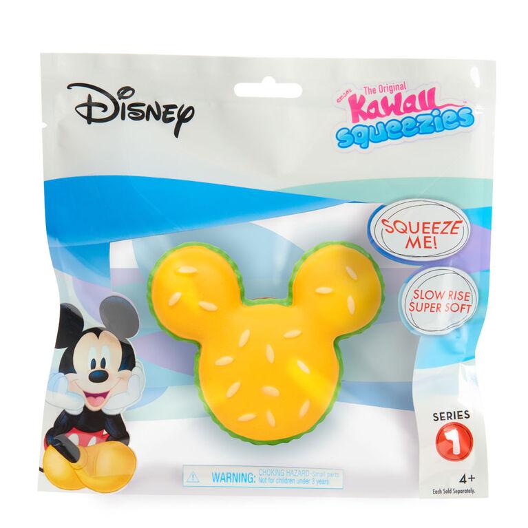 Disney Kawaii Squeezies - Mickey Burger