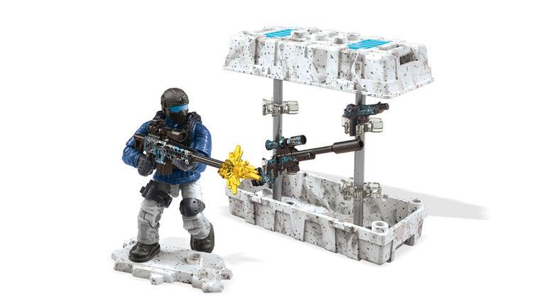 Mega Construx Call of Duty Sniper Weapon Crate
