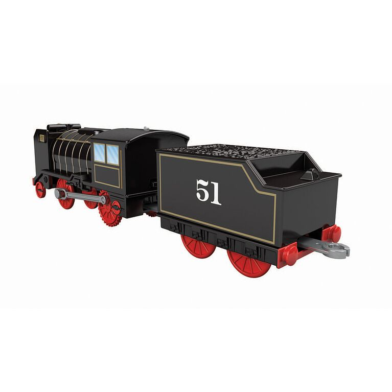 Thomas & Friends - TrackMaster Motorized Engine - Hiro - English Edition