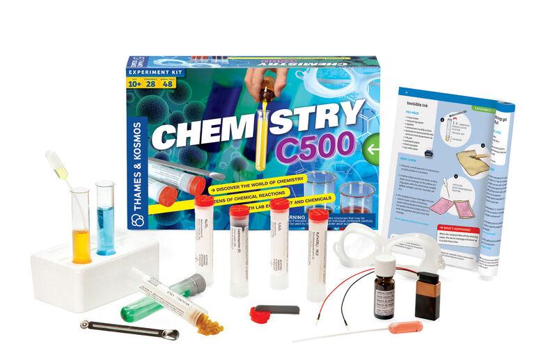 Chemistry C500 - English Edition