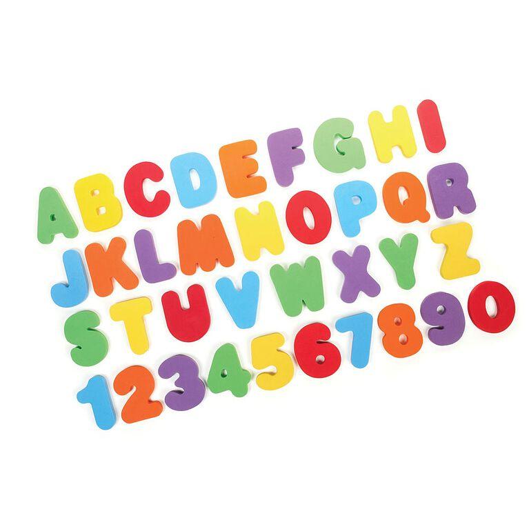 Little Tikes - Lettres et chiffres pour le bain