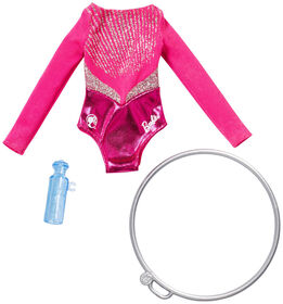 Barbie Career Fashions Pack, Gymnast