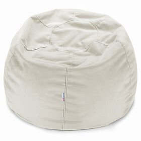 Comfy Kids - Comfy Teen Bag Beanbag in Pearl Ivory