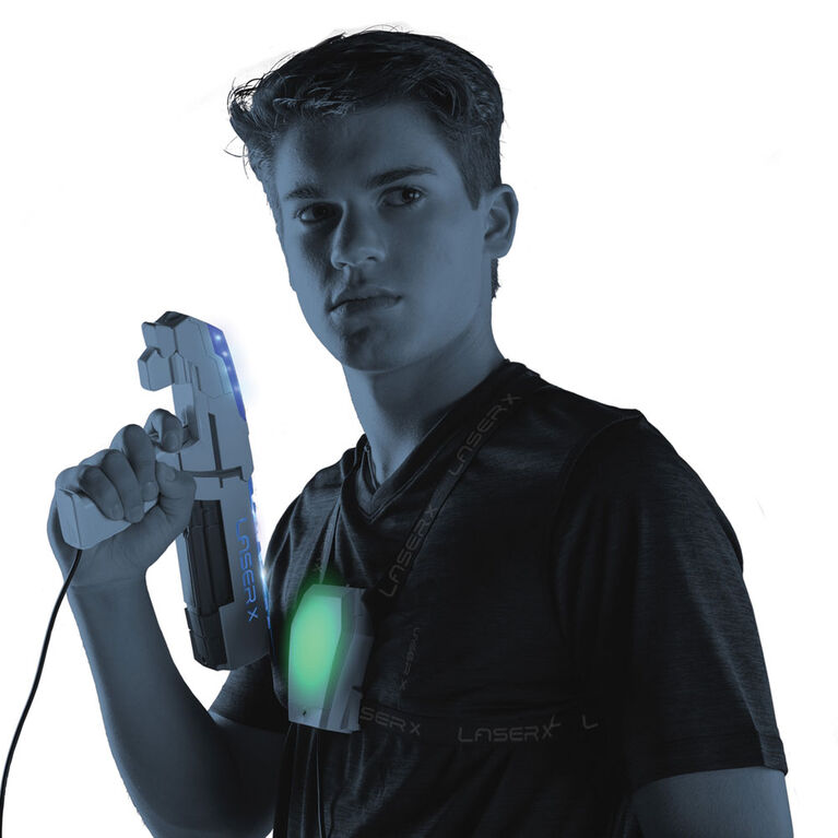 NSI International Inc - Laser X Single Playing Experience