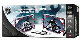 NHL Double Mini Net & Tutors Set