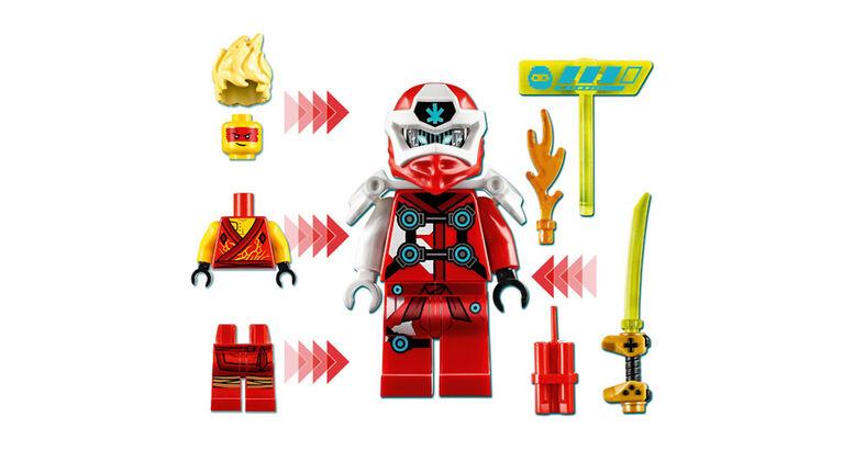 LEGO Ninjago Avatar Kai - Capsule Arcade 71714